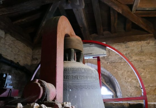 The Guild Chapel bell