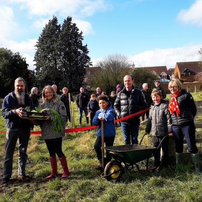 Rowley Fields & Community Orchard